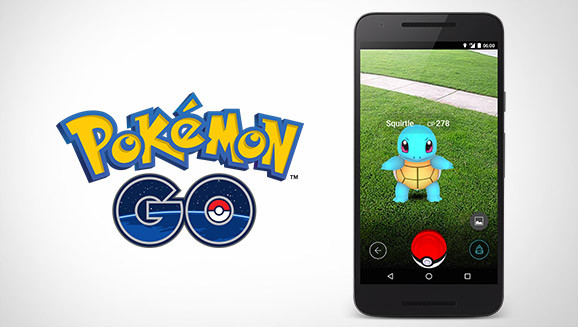 Pokémon GO is now available for Android