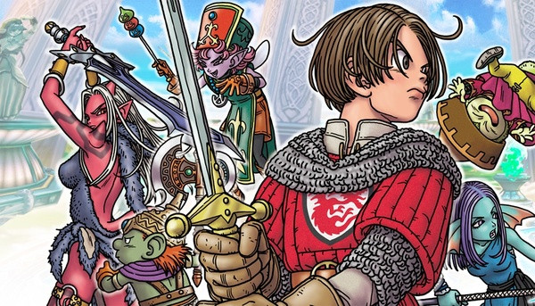 Dragon Quest Confirmed For NX