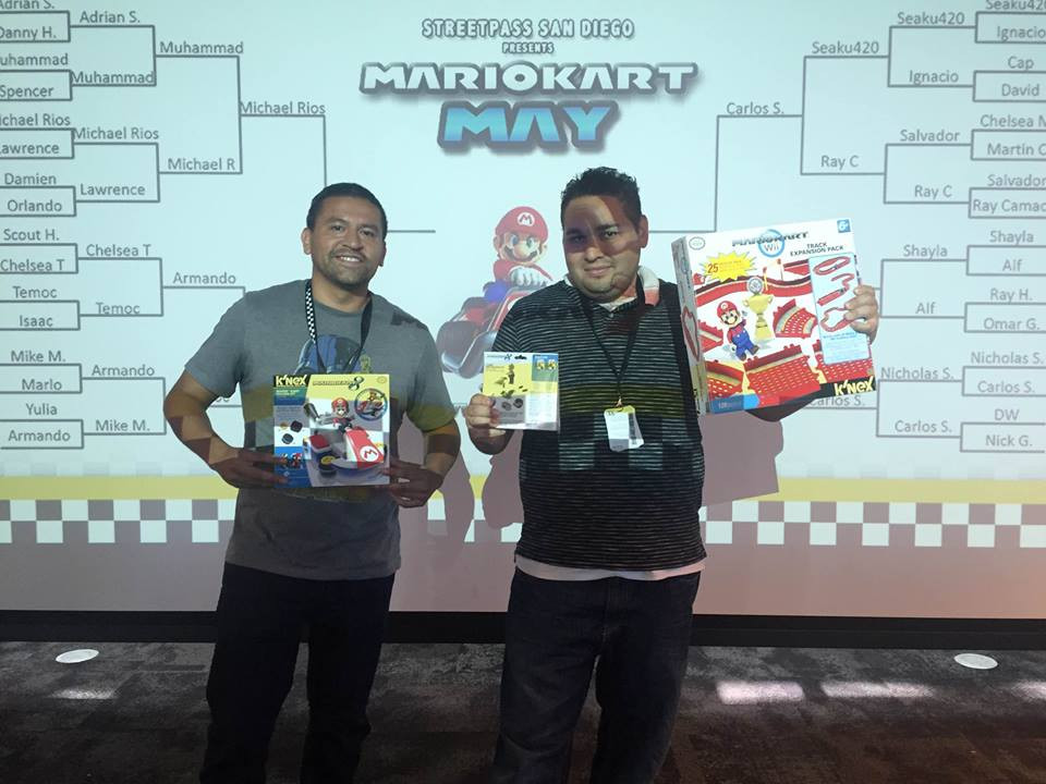 Mario Kart 7 Tournament | Mario Kart May