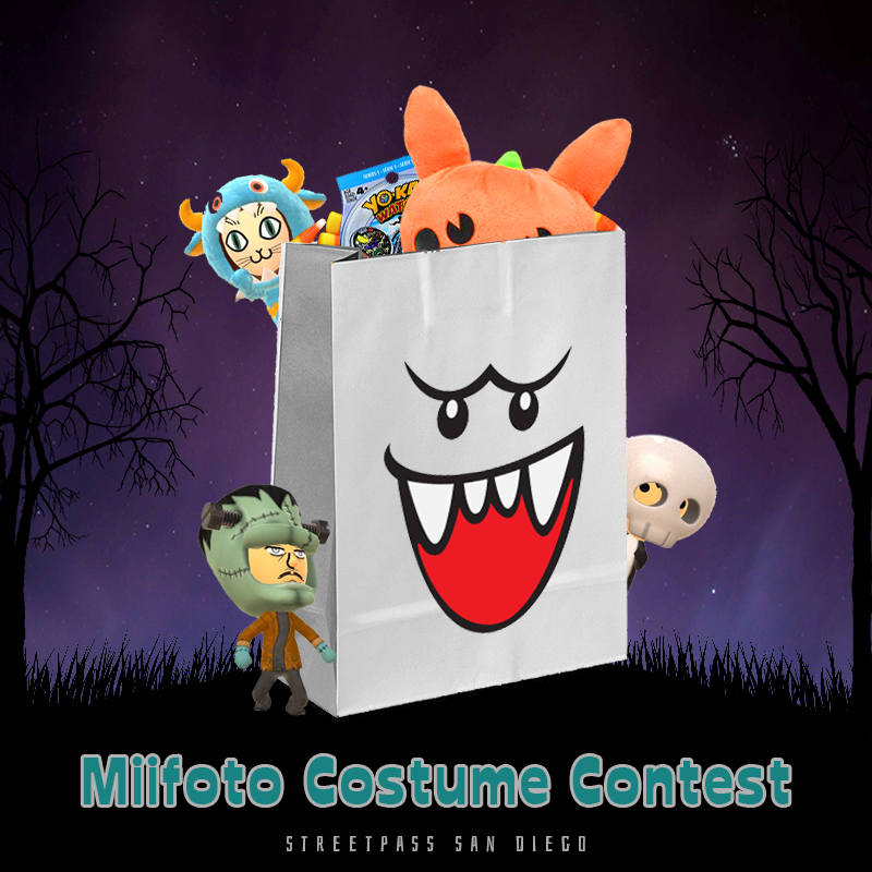Miifoto Costume Contest