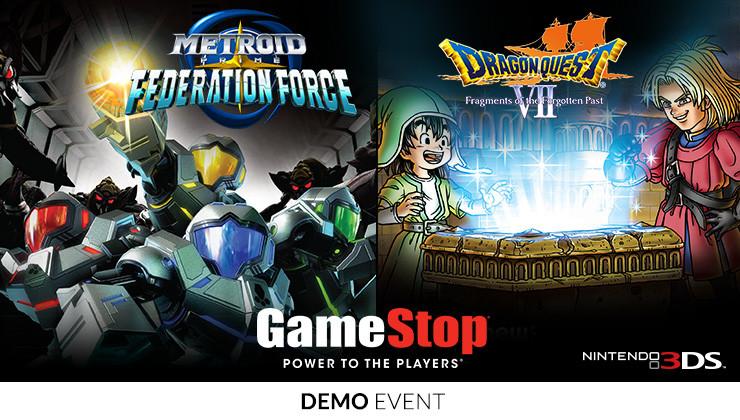 Demo Event At GameStop