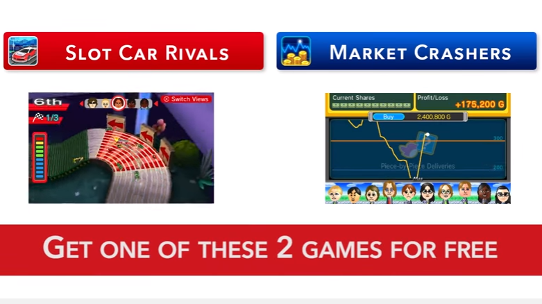 Premium Update And 5 New Games Coming To Mii Plaza
