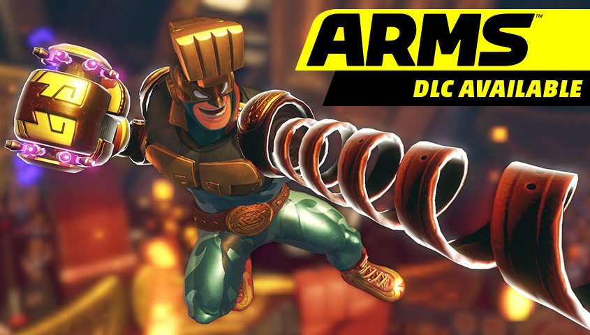ARMS Update 2.0 Adds Max Brass & More