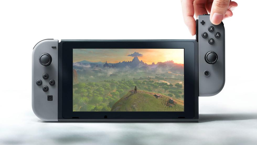 Nintendo Switch: Nintendo's Next Gaming System Revealed