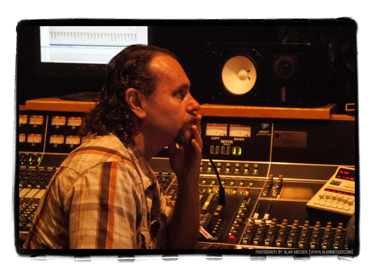 Mike In Studio
