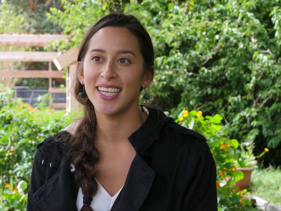 UBC ACAM 390A Feature: Stephanie Johnson