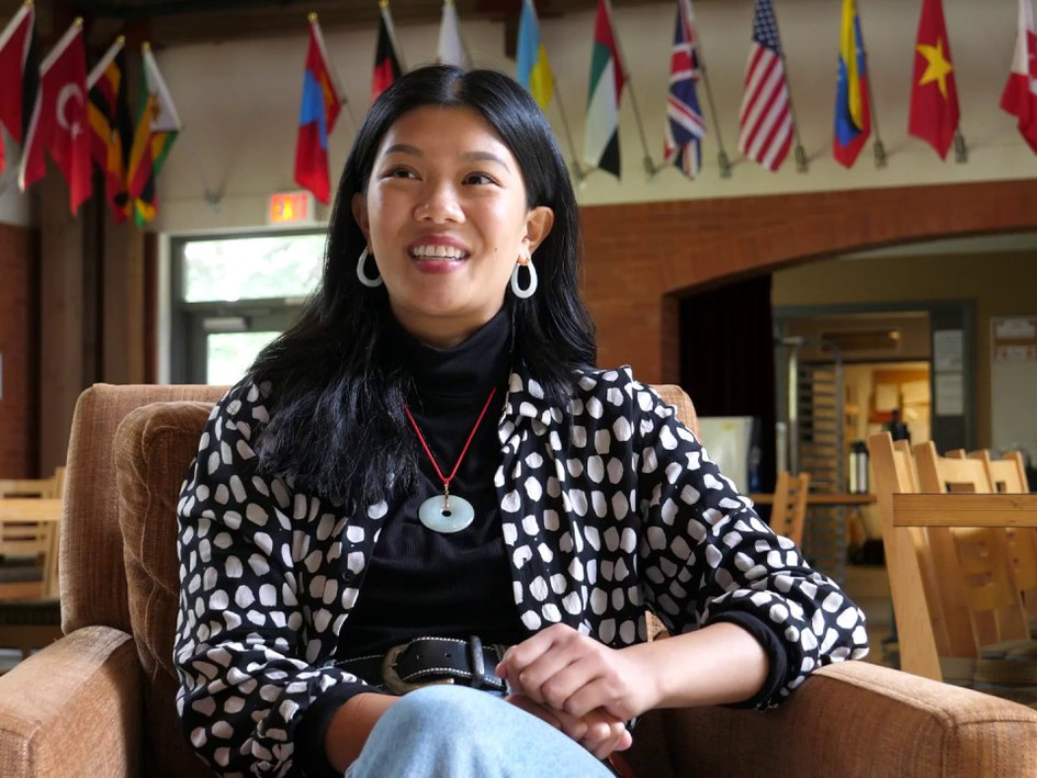UBC ACAM 390A Feature: Kimberly Wong