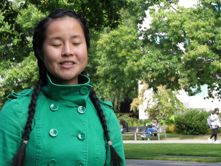 UBC ACAM 390A Feature: Jenny Lu