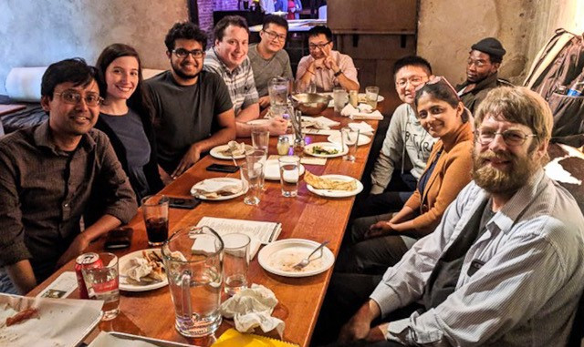 Joint lab lunch with the Jadi Lab