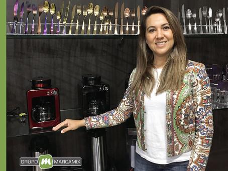 BATE PAPO COM JANAINA FONTEBASSO - COMEX   ESPECIALISTA EM COMPRAS DO GRUPO MARCAMIX