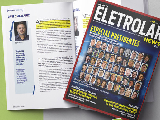 Edição Presidentes - Eletrolar 2021