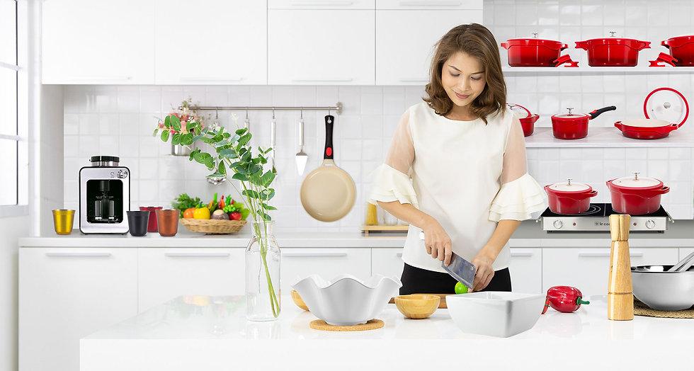 Macamix - Le Cook - Termopro - Gourmet Mix
