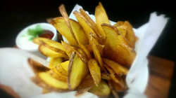 Batata frita by Muda