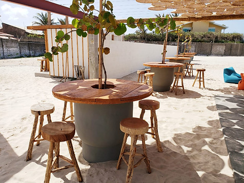 cocoloba tree TABLES