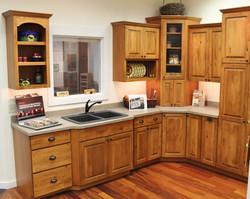 Koch Rustic Kitchen