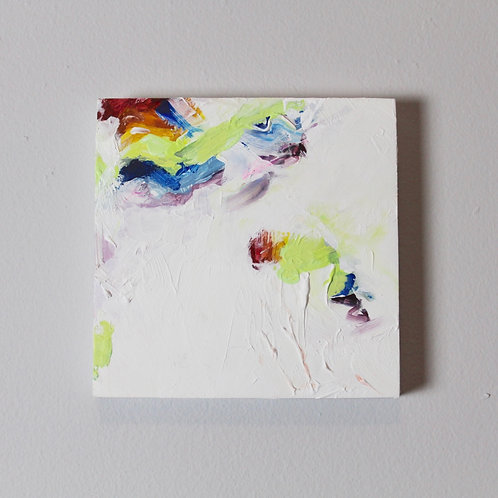 the small abstract one