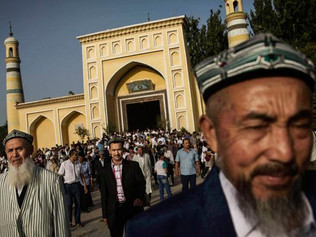 Timestream: China's Genocide of Uyghur and Turkic Muslims