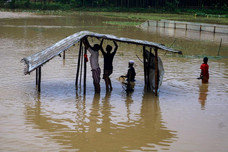 Rohingya Refugees in Bangladesh at Risk During Monsoon
