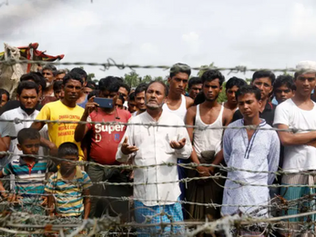 Rohingya living in 'open prison' in Myanmar: Human Rights Watch