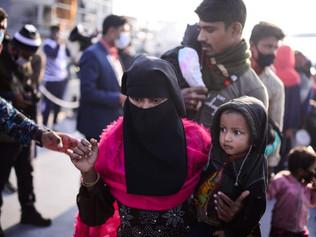 Bangladesh Sends Third Group of Rohingya Refugees to Island
