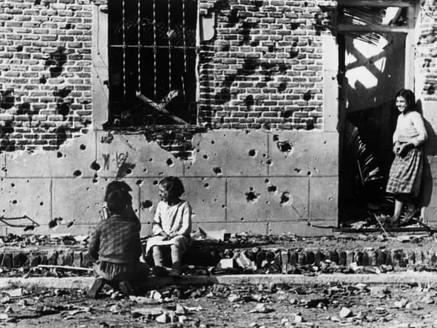 Timestream: The Spanish Civil War