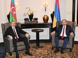 Timestream: Armenia-Azerbaijan Conflict