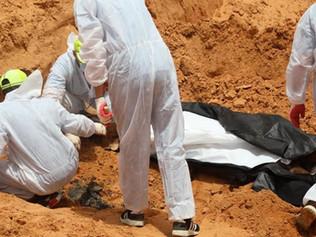 Libya: GNA says mass graves found in Tarhuna after Haftar's retreat