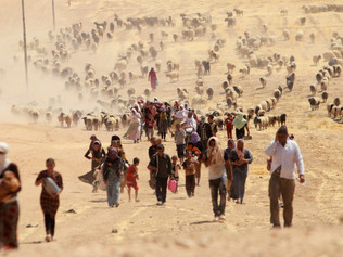 Timestream: Yazidi Persecution and Genocide