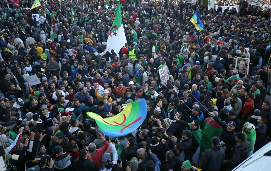 Country Report: Algeria