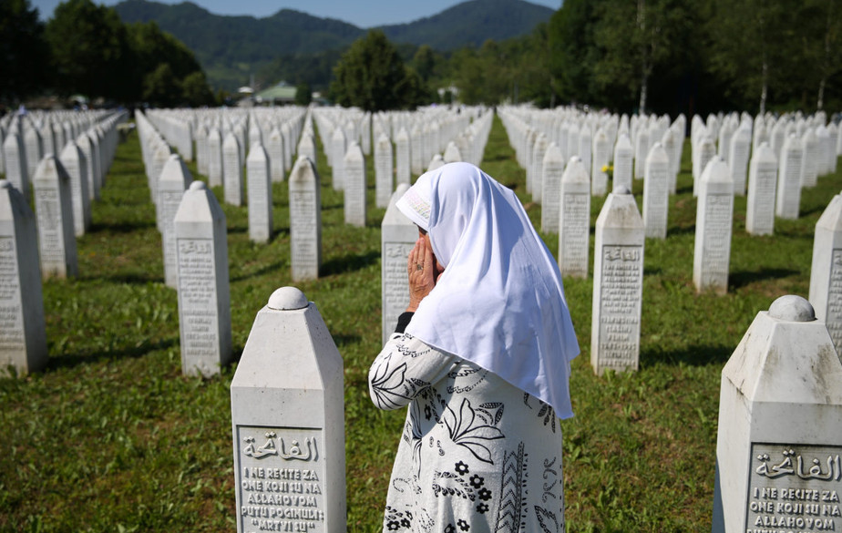 Timestream: Srebrenica Genocide