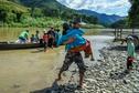 Thousands Flee Myanmar In Growing Refugee Crisis