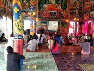 Timestream: Cambodian Genocide