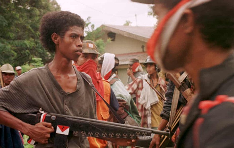 Timestream: East Timor Genocide