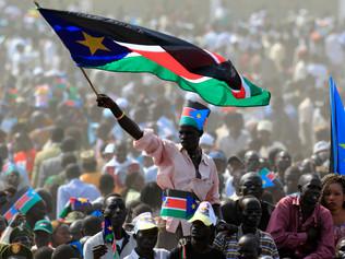 Timestream: South Sudan's Genocide