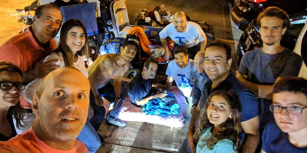 Food Drive to Miami Homeless