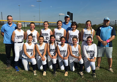 Great Fall Sharks 14U Travel Fastpitch Softball