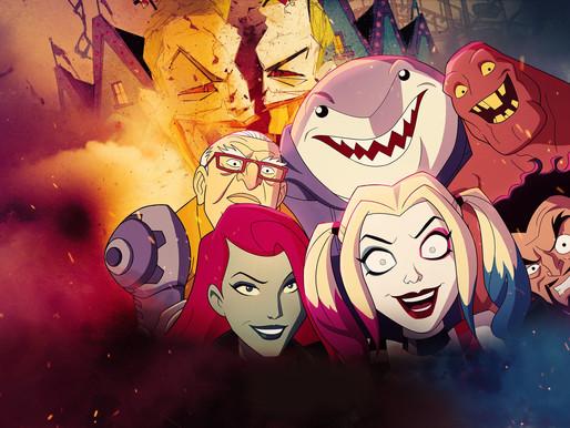 5 razões pelas quais você deveria assistir a série animada de Harley Quinn