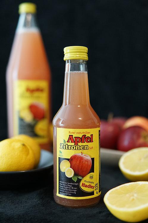 Apfel-Zitronen-Saft 0,25L