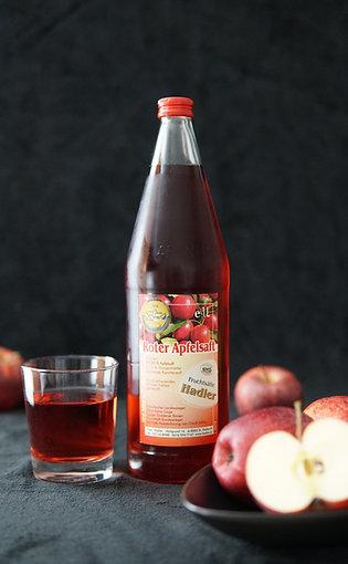 BIO Roter Apfelsaft 1L