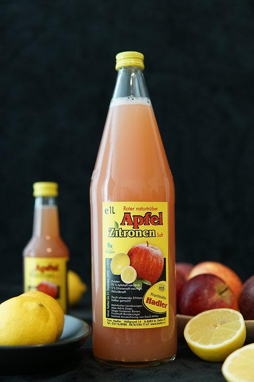 Apfel-Zitronen-Saft 1L