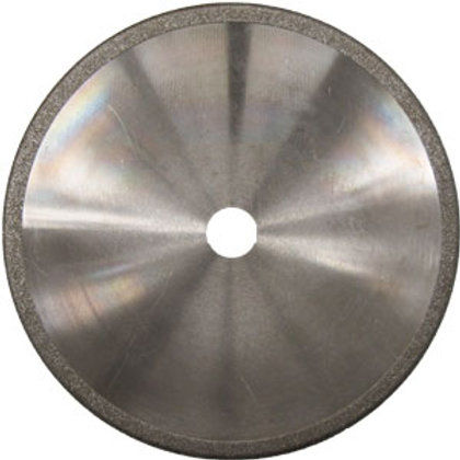 CBN (like diamond) grinding disc for harvester chains, 145 x 5 x 22 mm