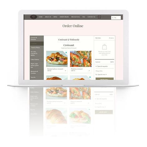 Biblotreats E commerce website