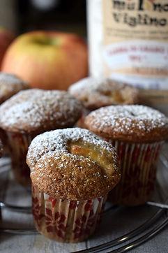 muffin con farina integrale_mulinoviglin