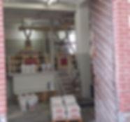 interno del mulino viglino