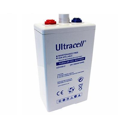 Acumulator tubular ULTRACELL UZV250-2