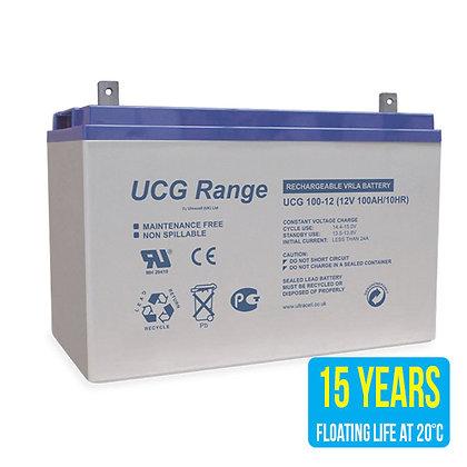 Acumulator cu gel Ultracell UCG100-12