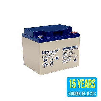 Acumulator cu gel Ultracell UCG45-12