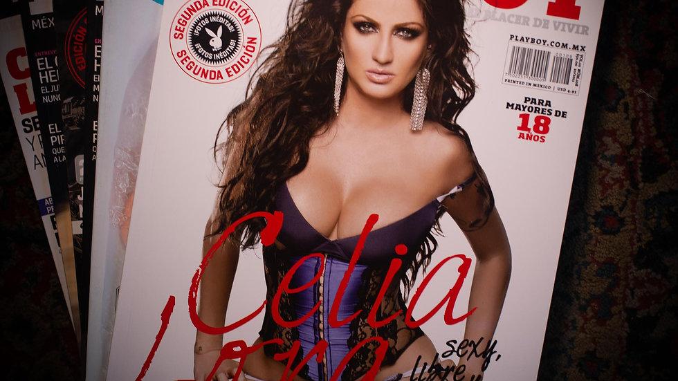 2011 Playboy N°108 - 1