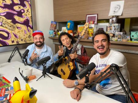Alex Lora en La cotorrisa con slobotzky y Ricardo Peréz