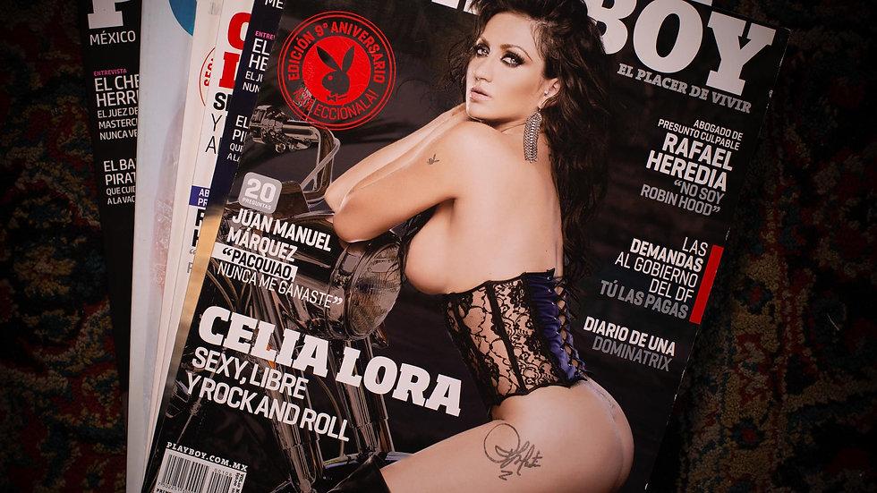 2011 Playboy N°108 - 2
